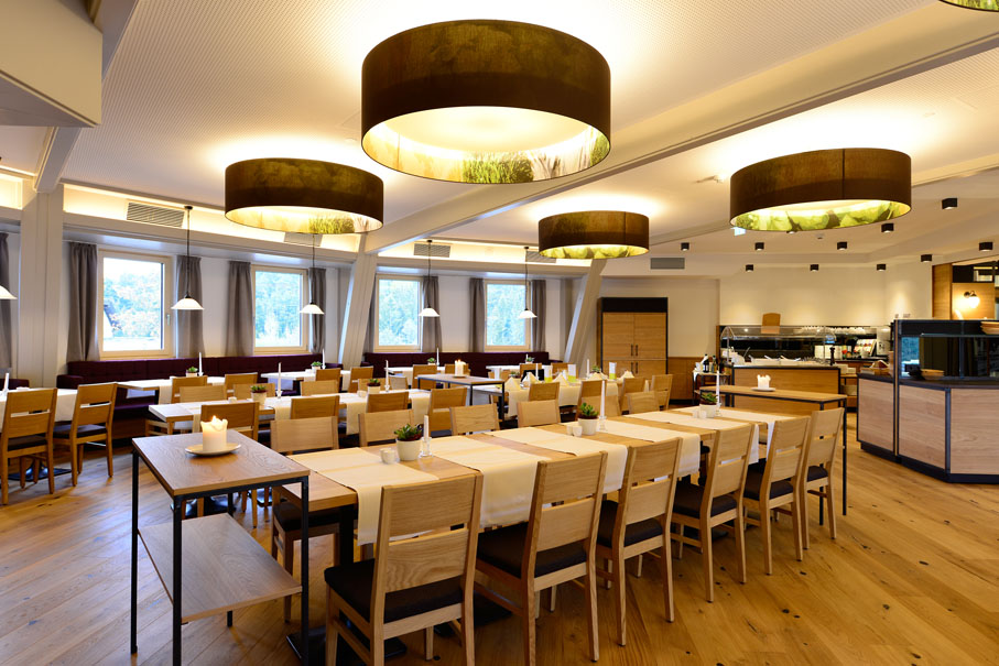 restaurant im seminarhotel schwarz alm zwettl. Black Bedroom Furniture Sets. Home Design Ideas