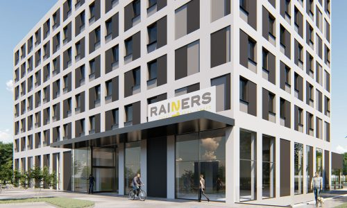 Symposion Hotel Rainers21 - YES, IT'S COMING SOON