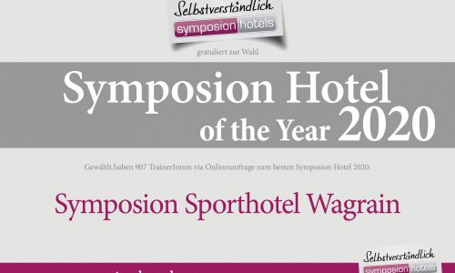 Symposion Hotel of the Year 2020
